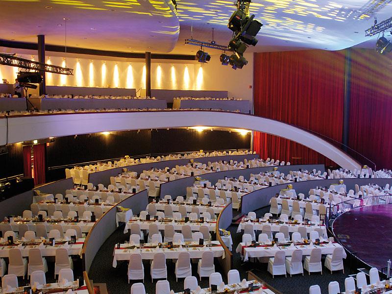 Kongressbereich Kursaal Bern