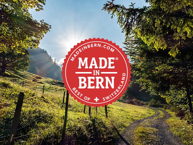 BE! Made in Bern, Tourismus Organisation Kt. Bern